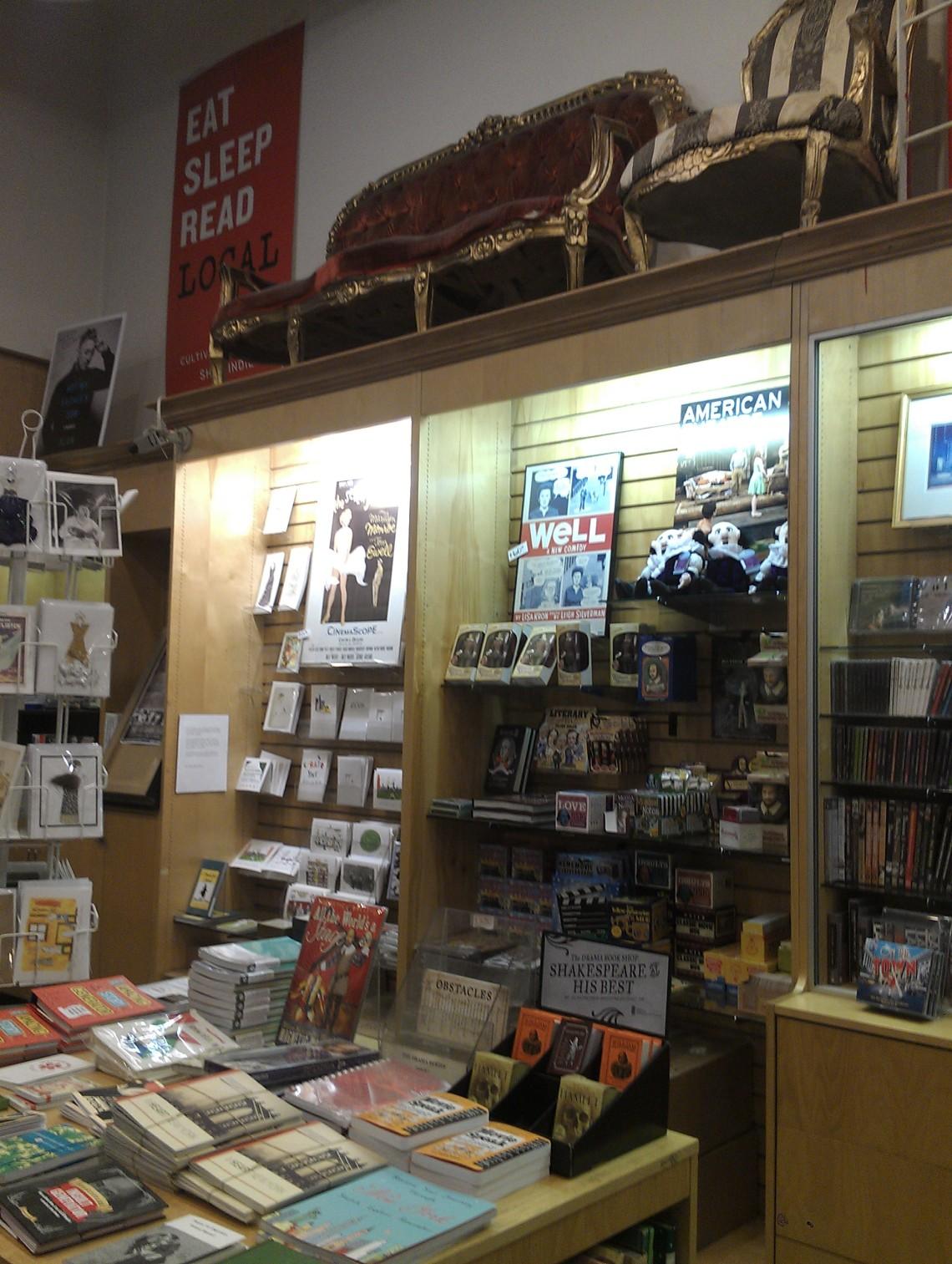 The Drama Bookshop