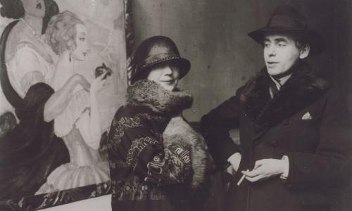 Gerda og Einar